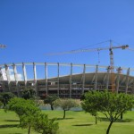 WM 2010 Stadion in Green Point