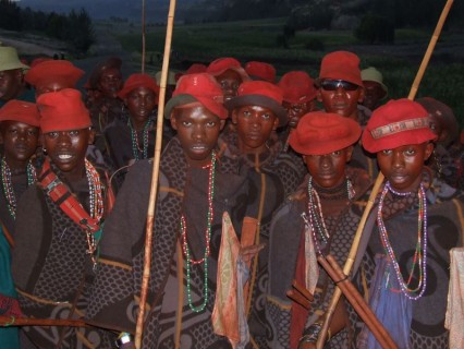Initiation in Lesotho