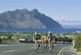 Cape Argus Pick n Pay Cycle Tour 2009