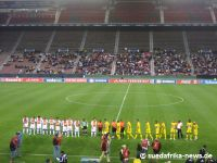 Ajax Cape Town vs. Santos FC - 08.04.2009